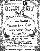 Fluxus A Go-Go Earth Night 2012 (New Location)